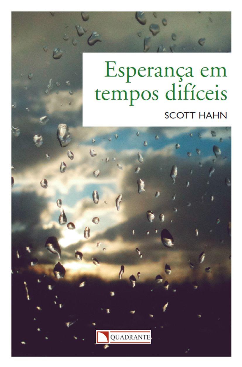 Livro Esperança em tempos difíceis
