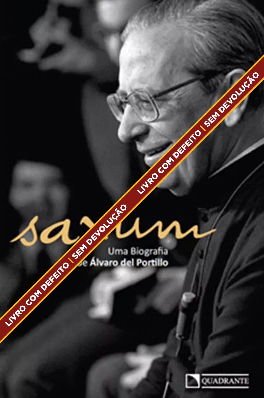 Livro Saxum
