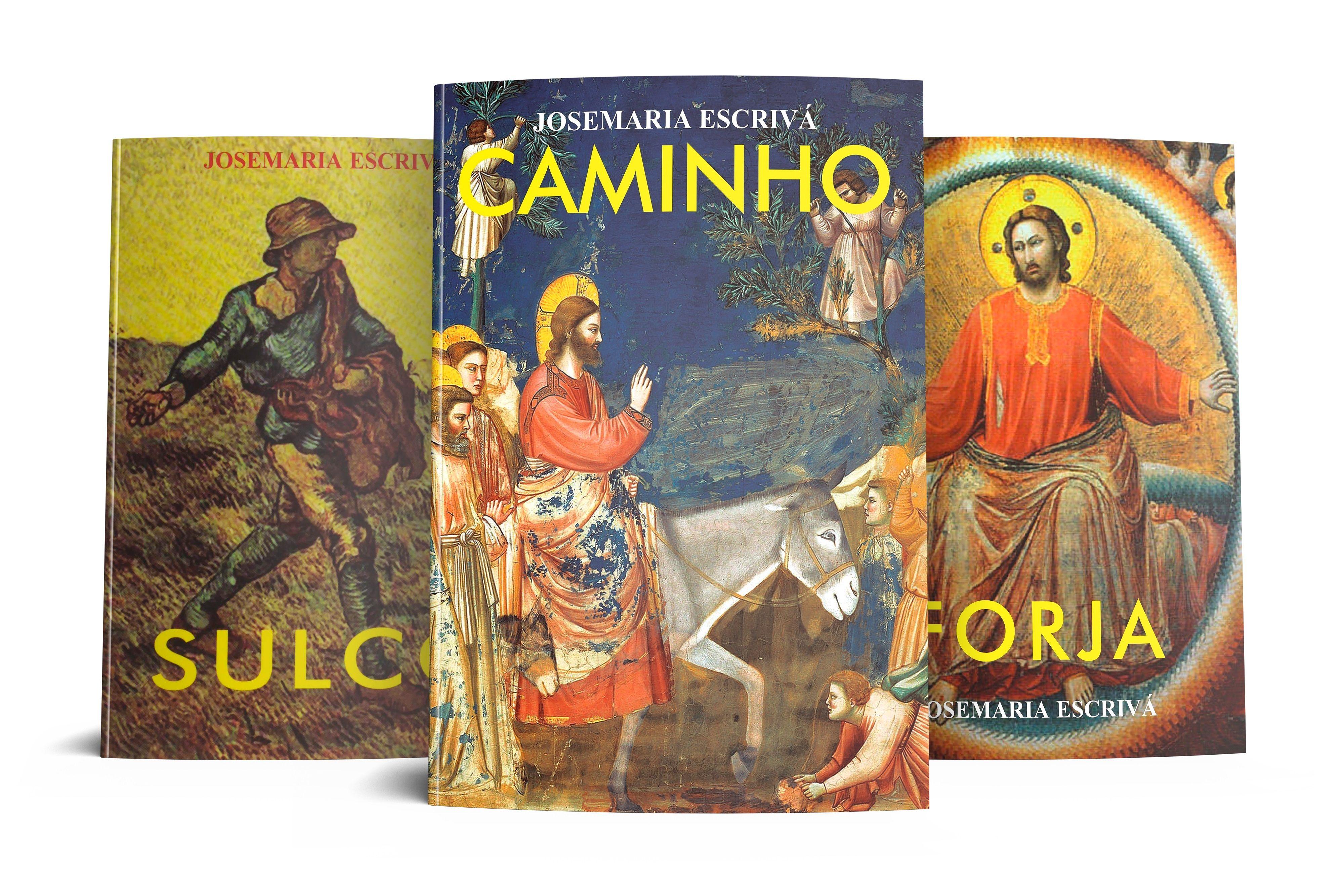 Coleção São Josemaria Escrivá: Classicos da meditação