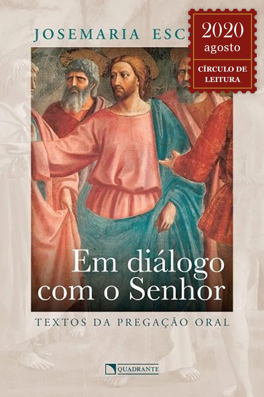 Livro Em diálogo com o Senhor