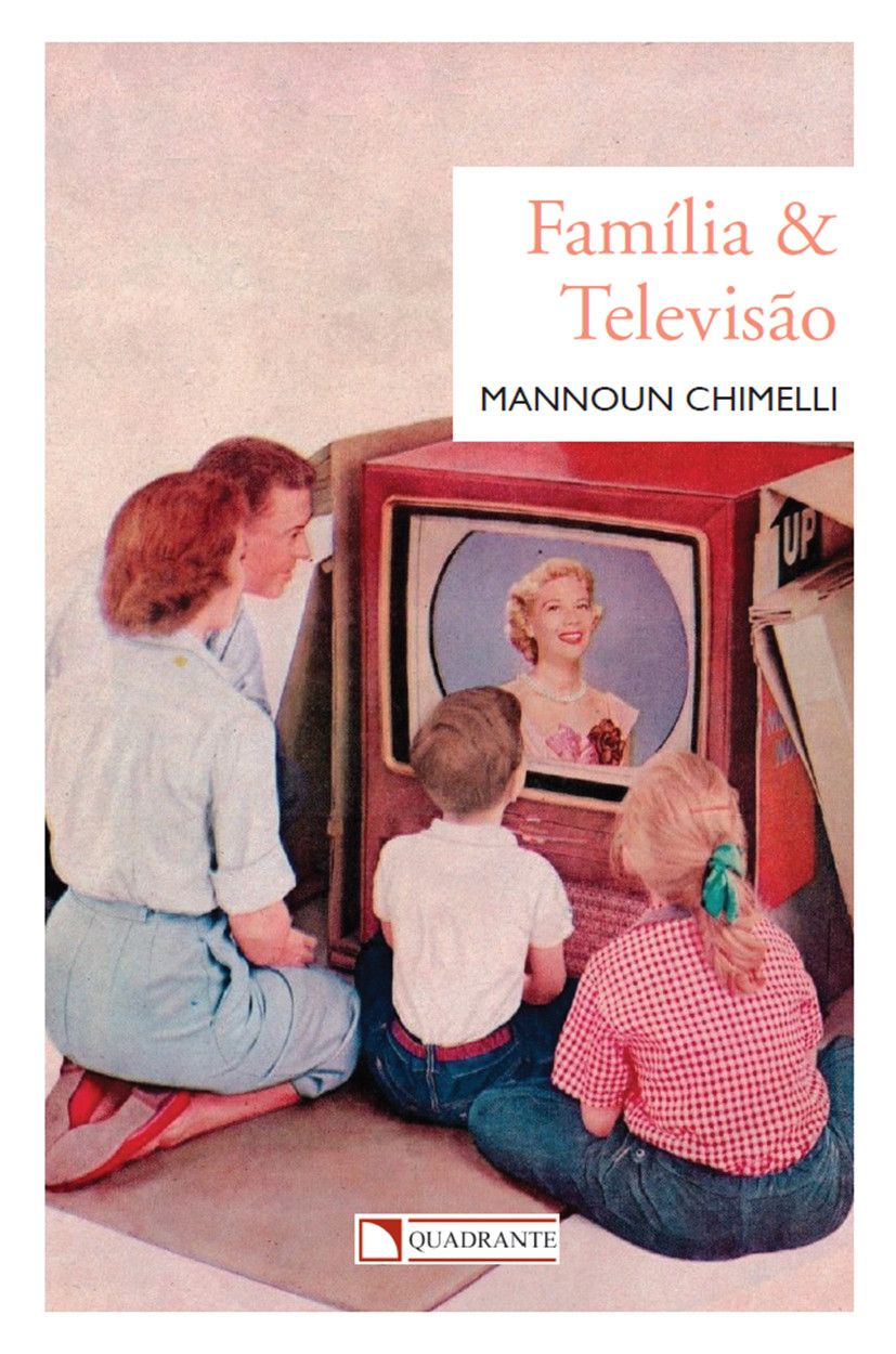 Livro Família e televisão