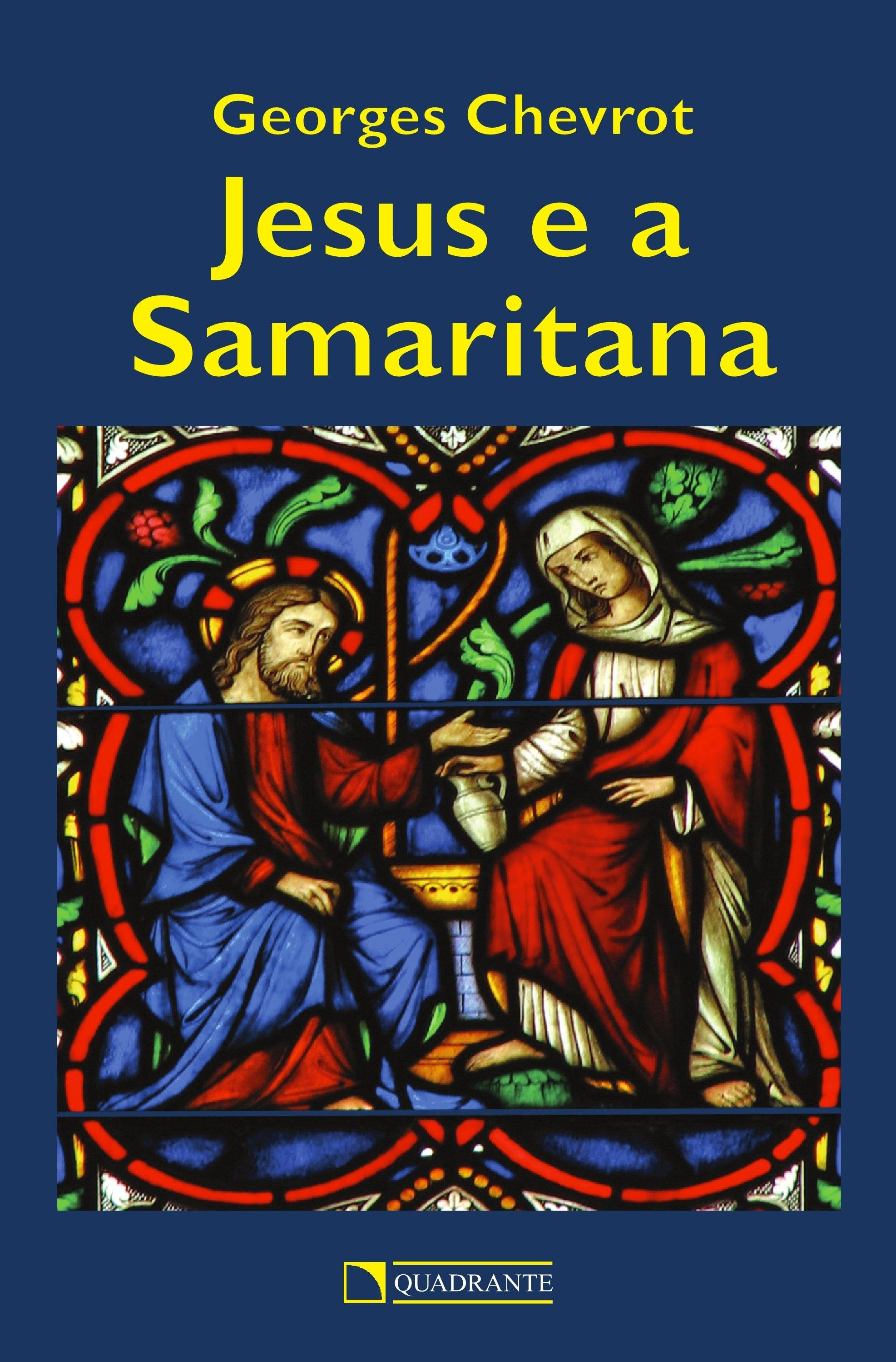 Livro Jesus e a Samaritana