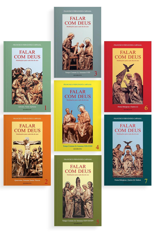 Falar com Deus - coleção completa