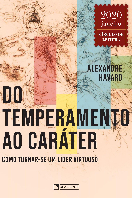 Livro Do temperamento ao caráter