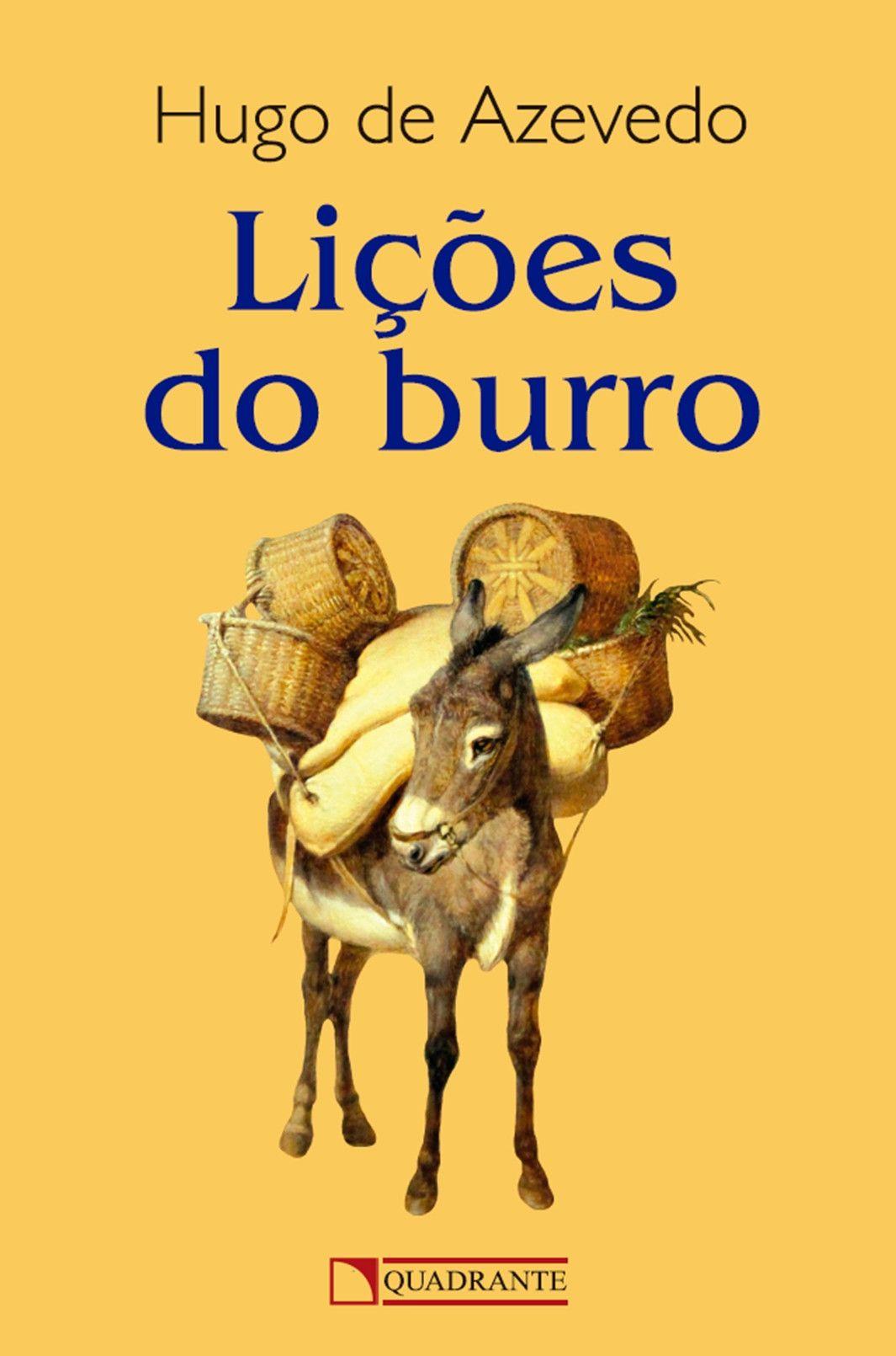 Livro Lições do burro
