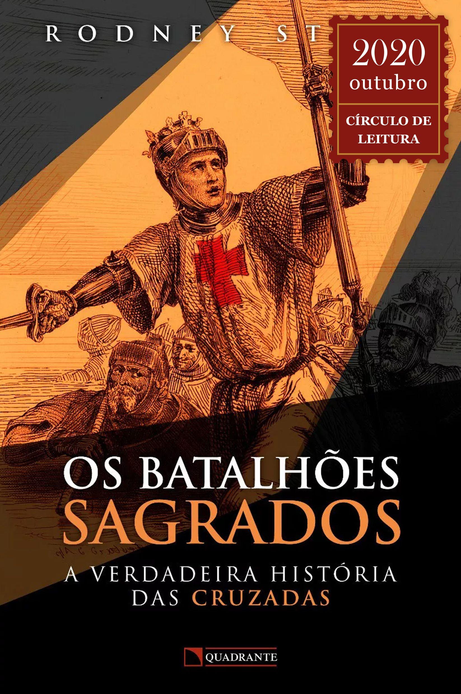 Livro Os Batalhões sagrados