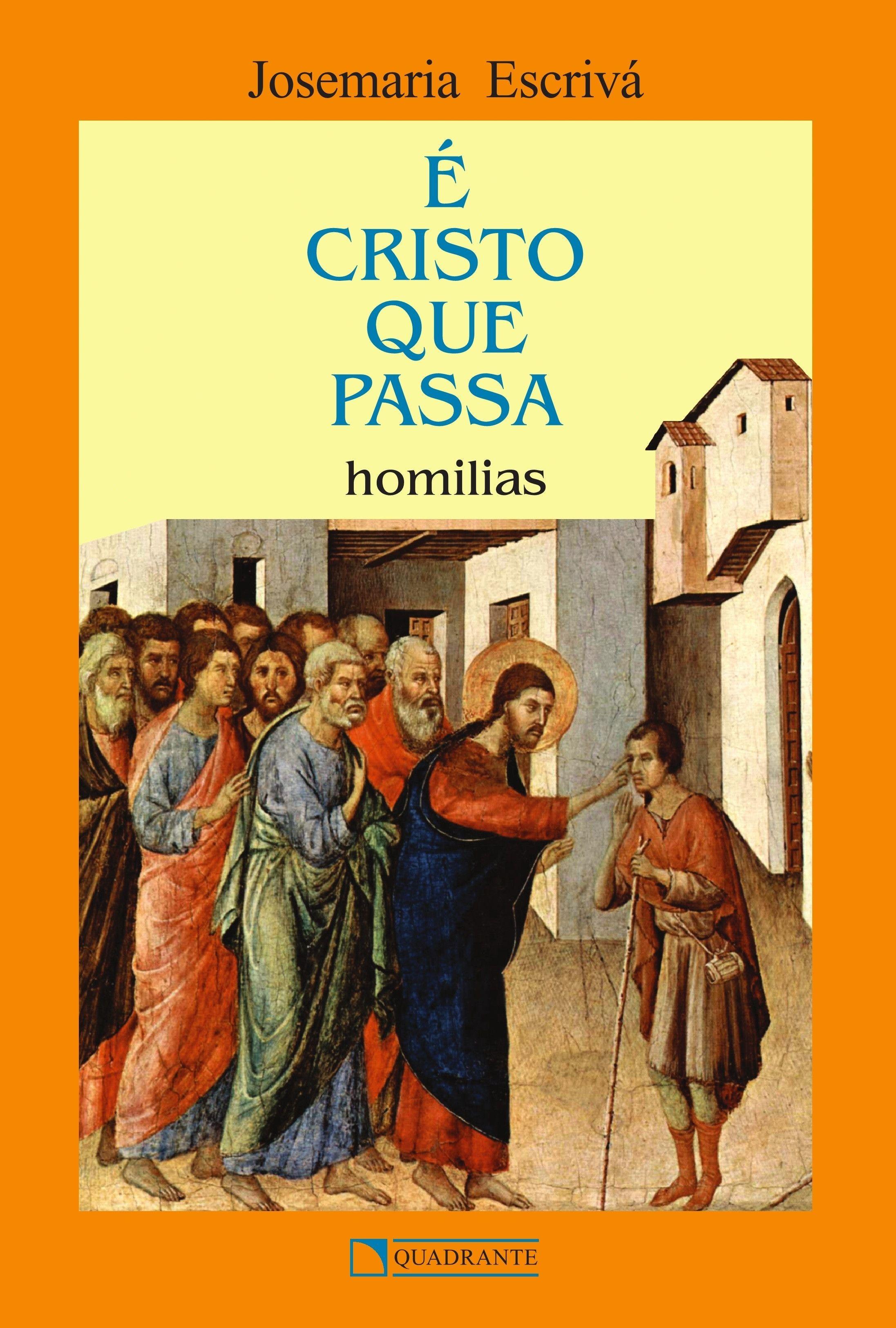 Livro É Cristo que passa