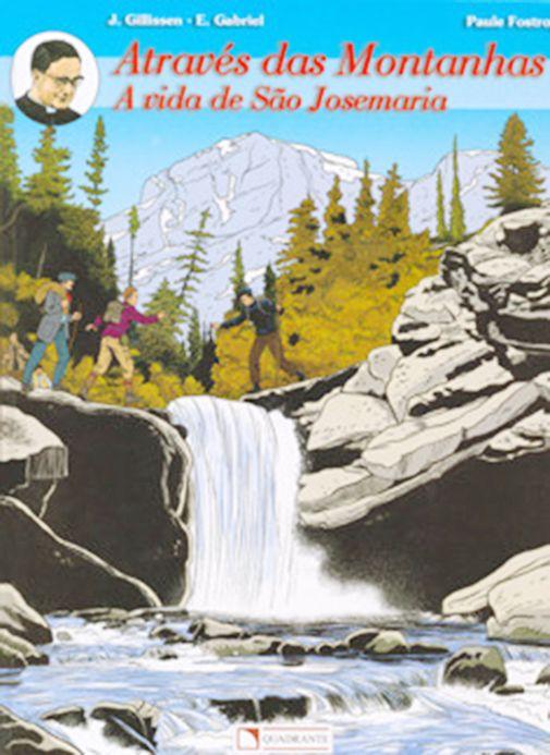 Livro Através das montanhas