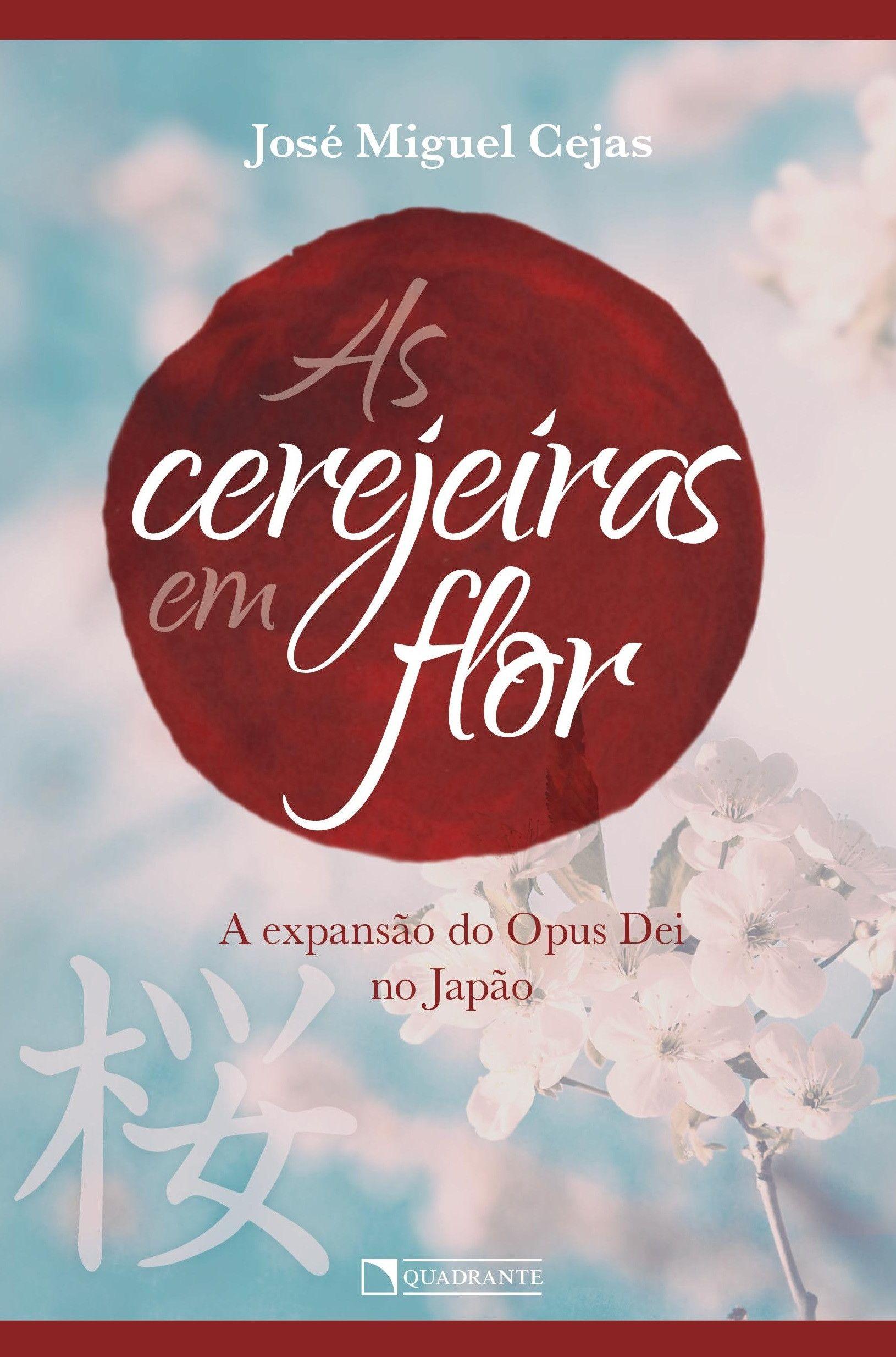 Livro As Cerejeiras em flor