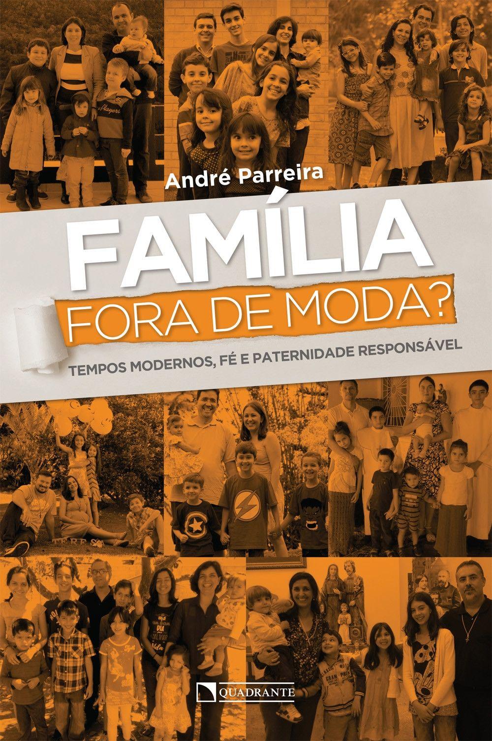 Livro Família fora de moda?