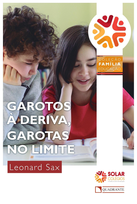 Livro Garotos à deriva, garotas no limite