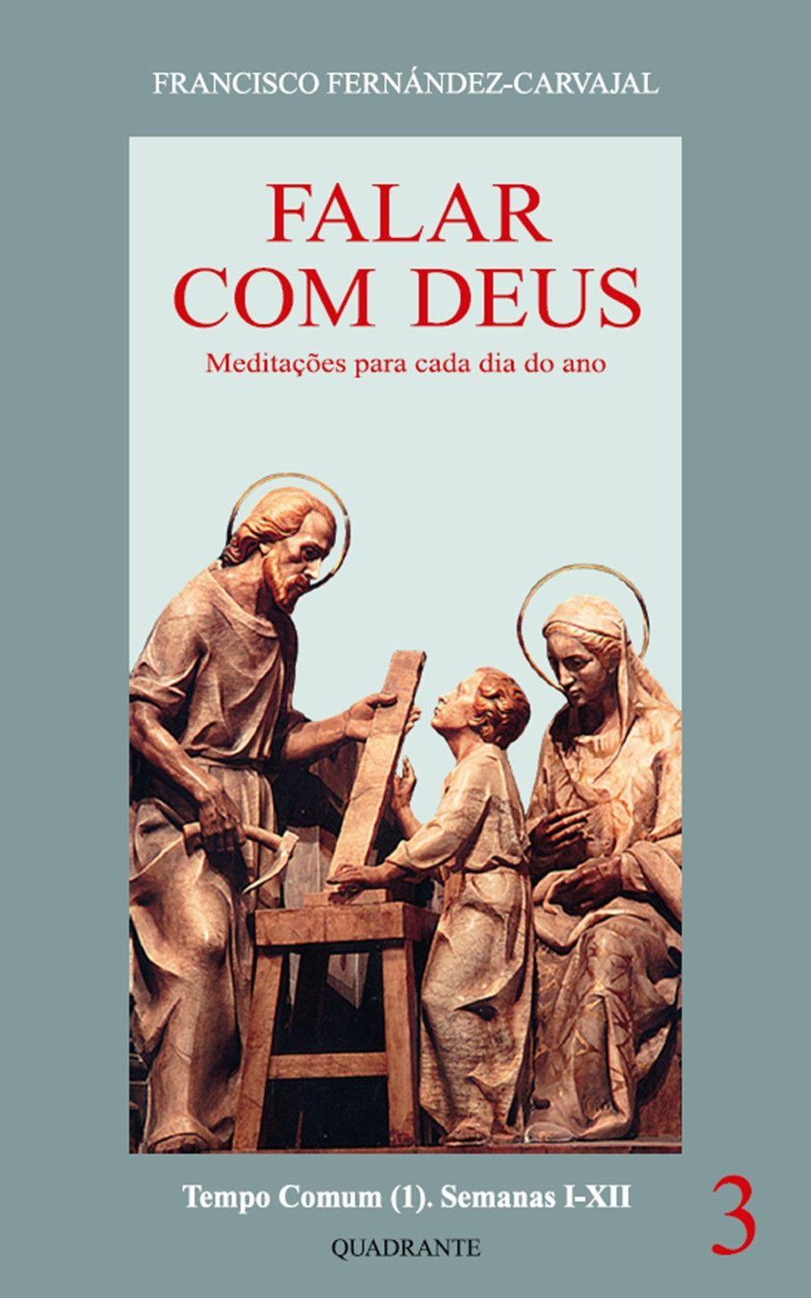 Livro Falar com Deus - tomo III