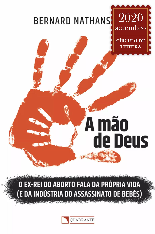 Livro A Mão de Deus