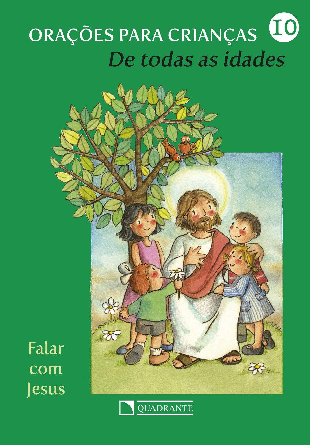 Livro Com olhos de criança - Orações para crianças - 10