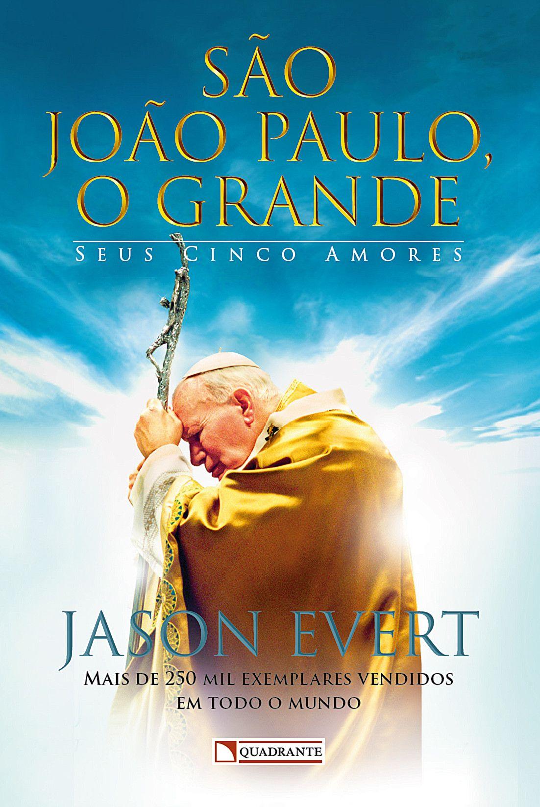 Livro São João Paulo, o grande