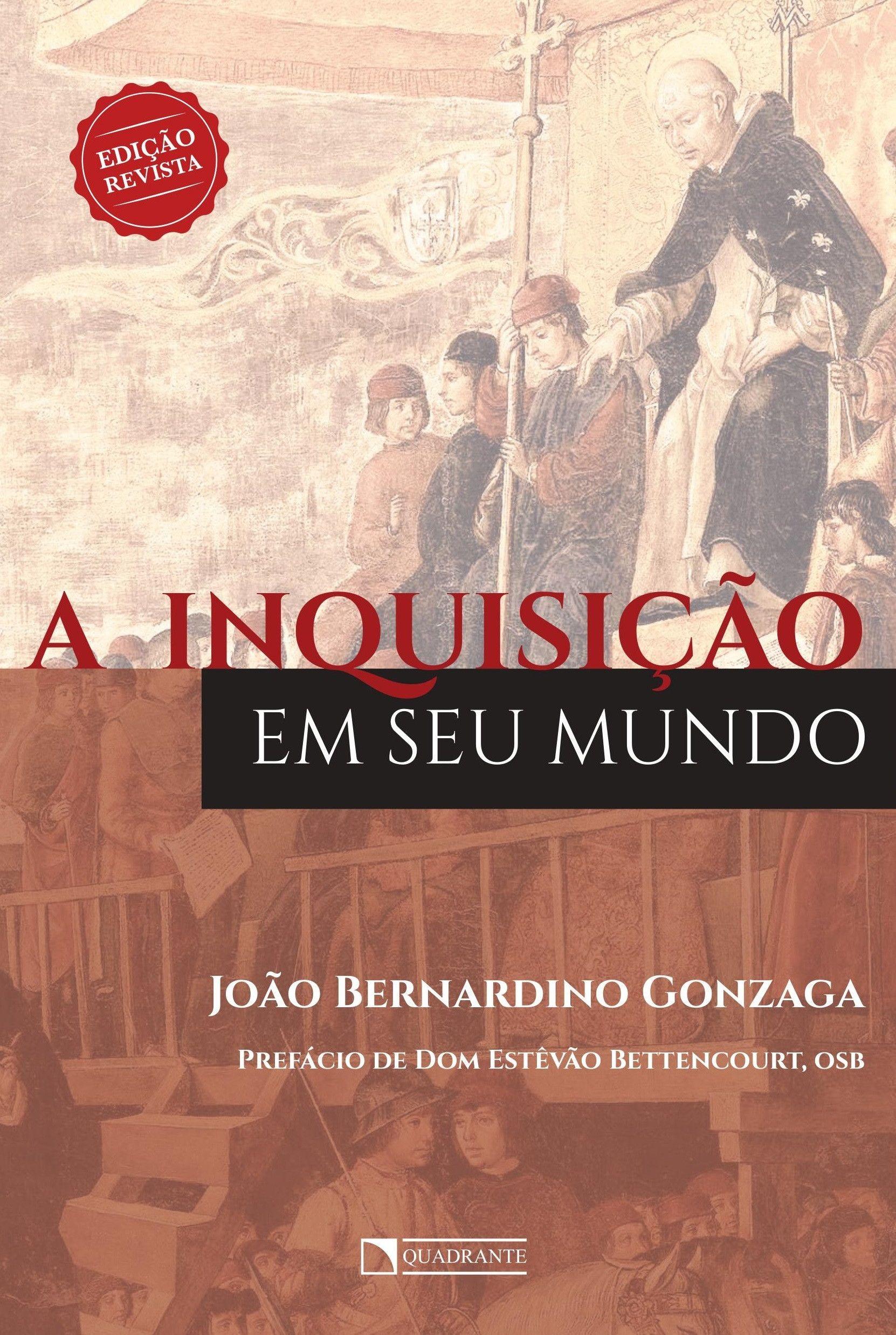 Livro A Inquisição em seu mundo