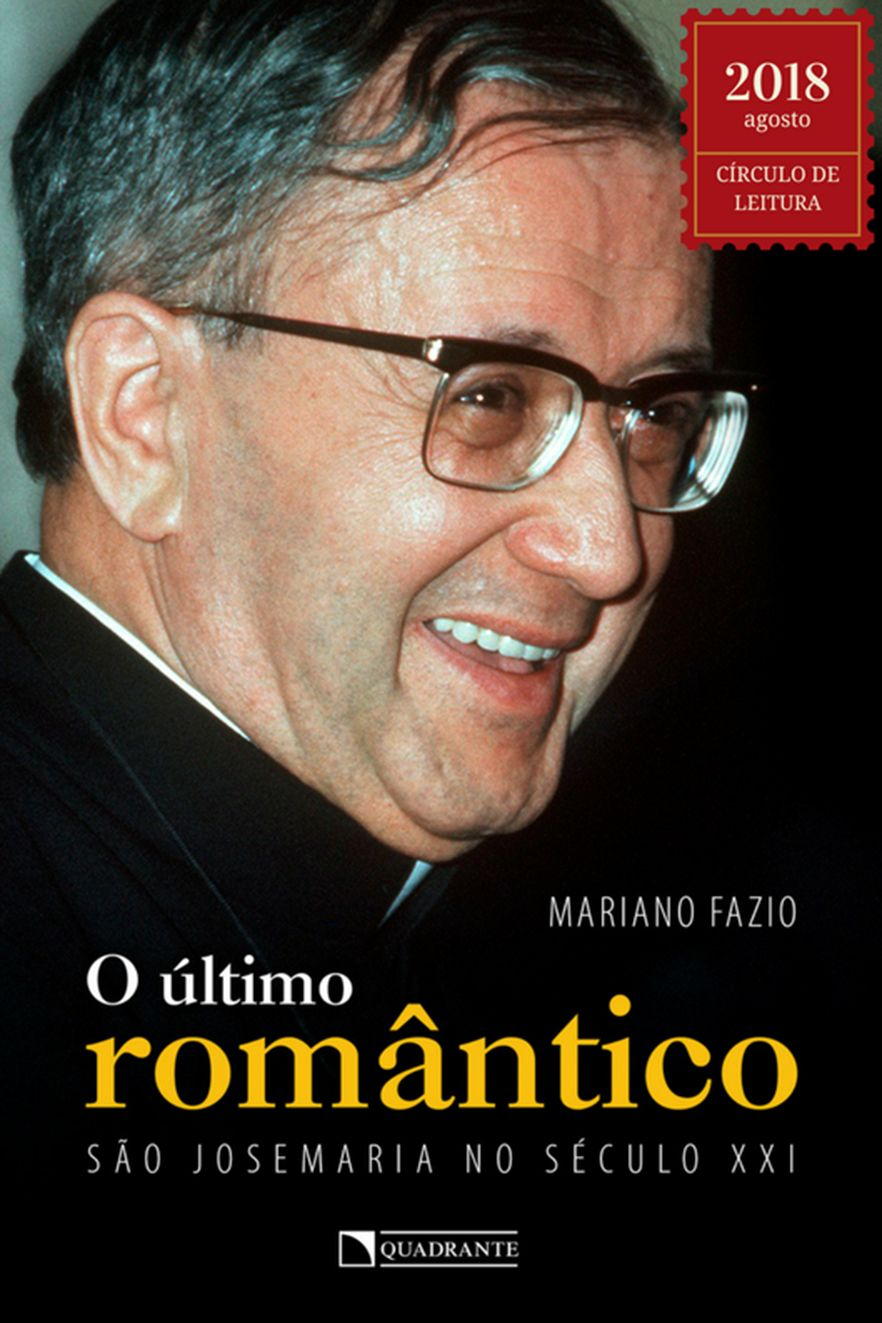 Livro O Último romântico