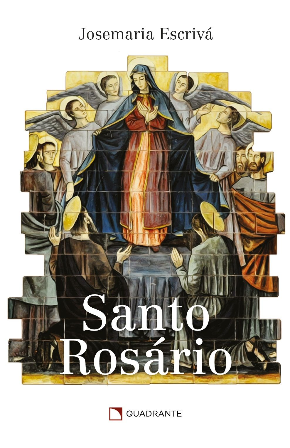 Livro Santo Rosário - 6 edição