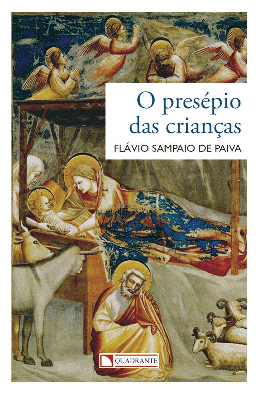 Livro O Presépio das crianças