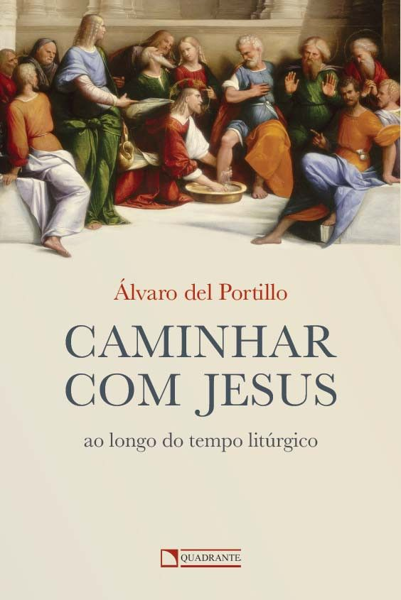 Livro Caminhar com Jesus
