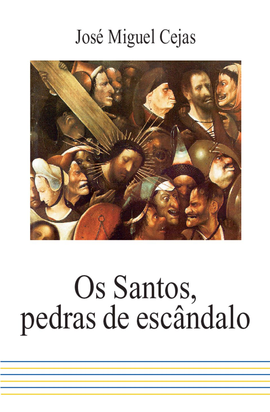 Livro Santos, pedras de escândalo