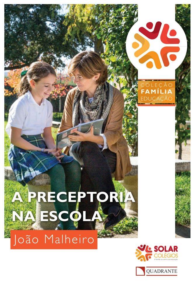 Livro A Preceptoria na escola