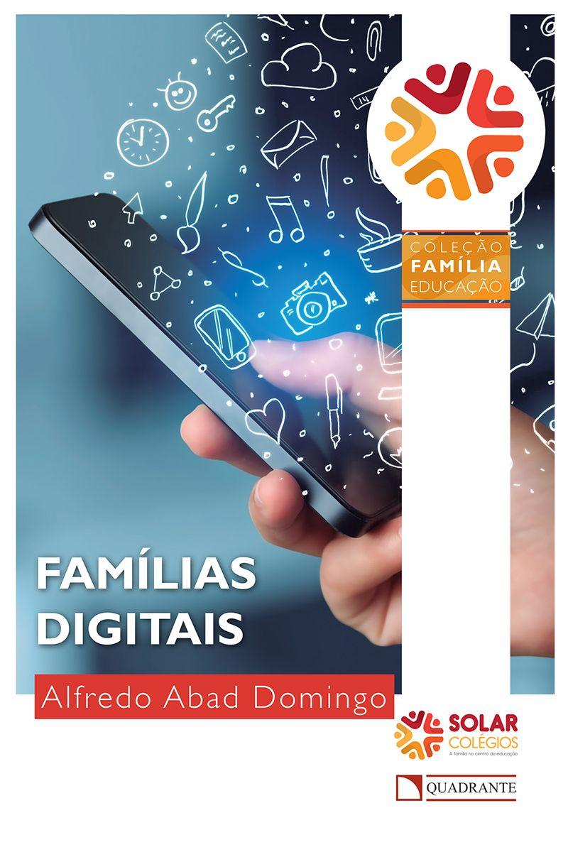 Livro Famílias digitais