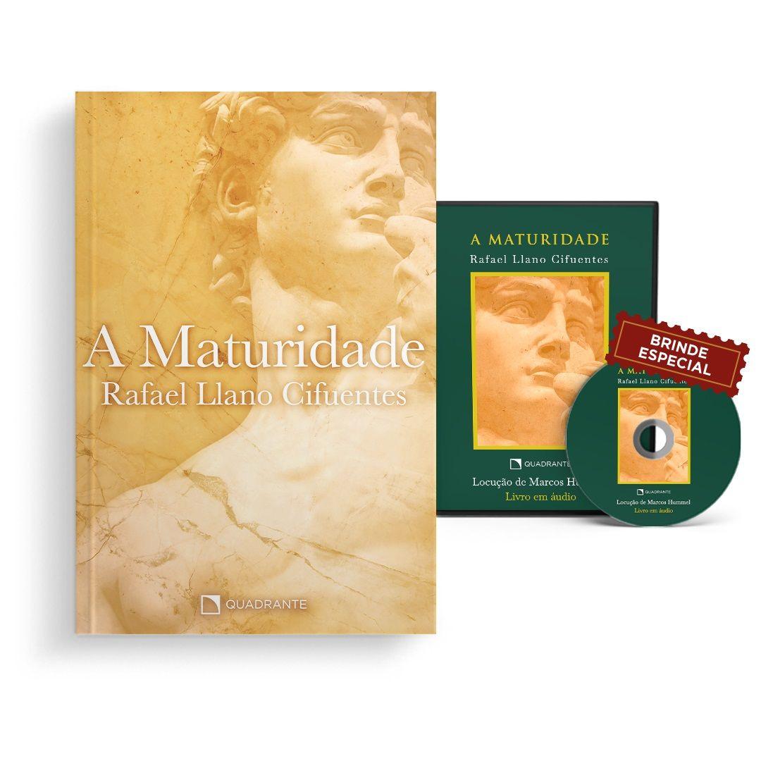A Maturidade + Audiobook