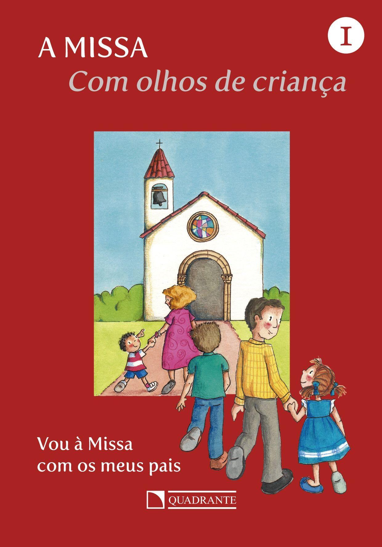 Livro Com olhos de criança - A Missa