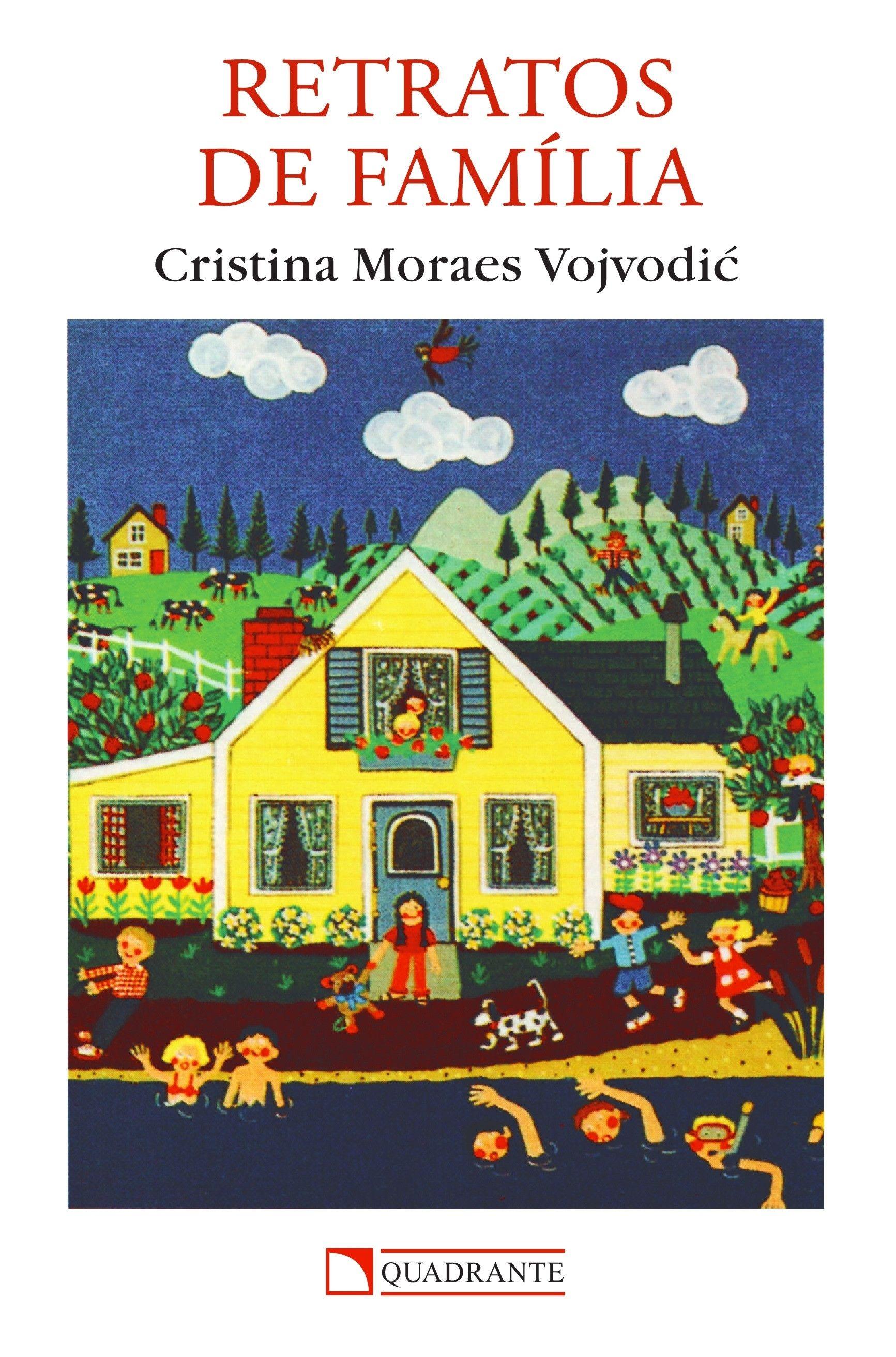 Livro Retratos de família