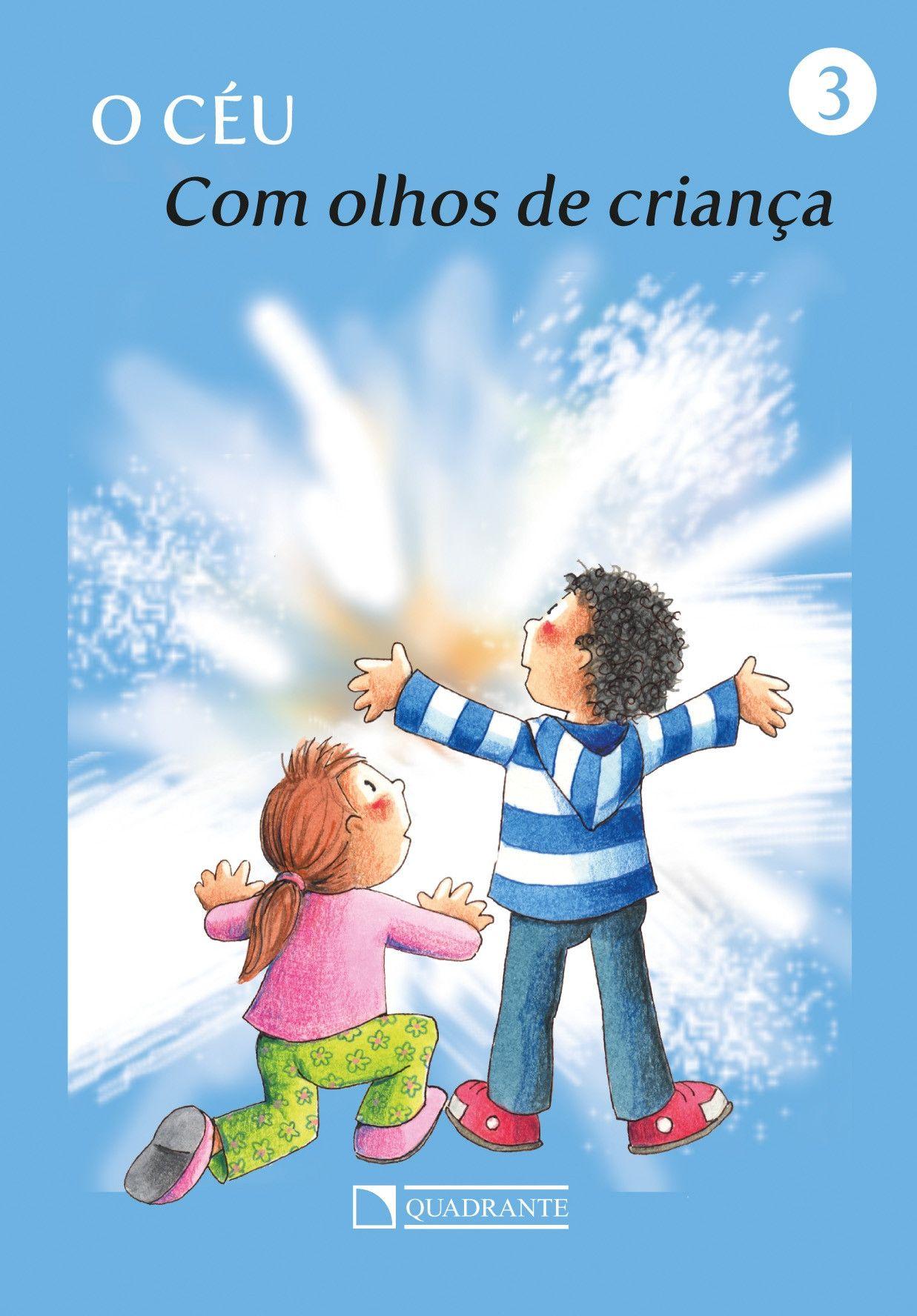 Livro Com olhos de criança - O Céu