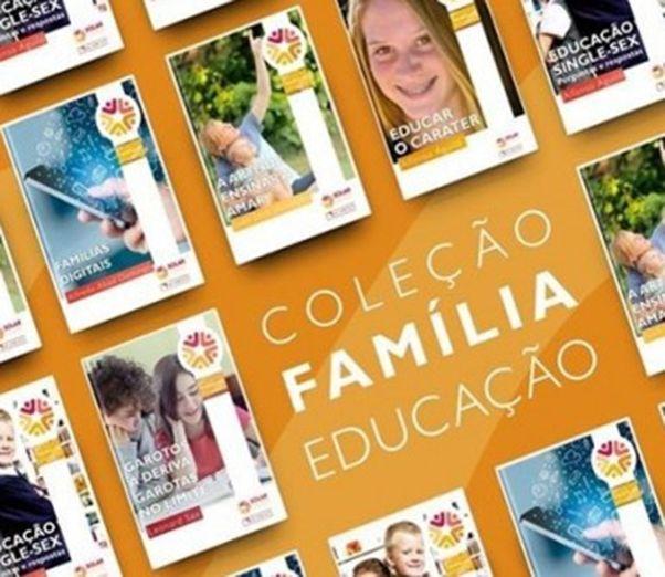 Família Educação - Coleção - 13 volumes