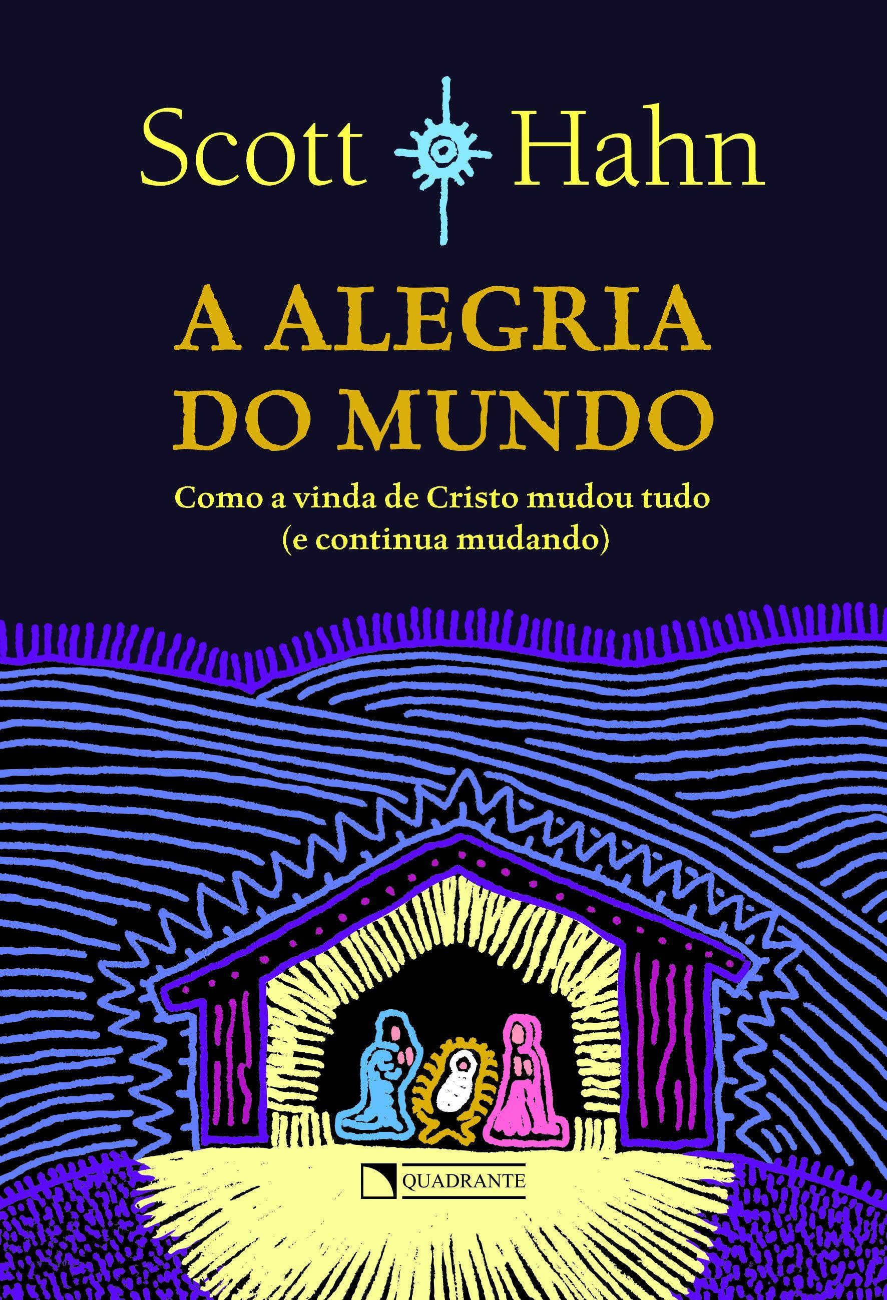 Livro A Alegria do mundo