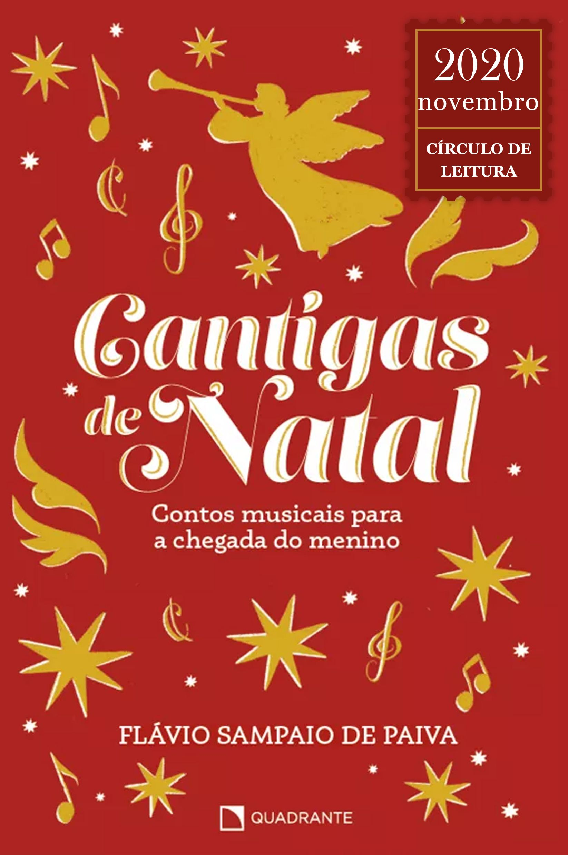 Livro Cantigas de natal: contos musicais para a chegada