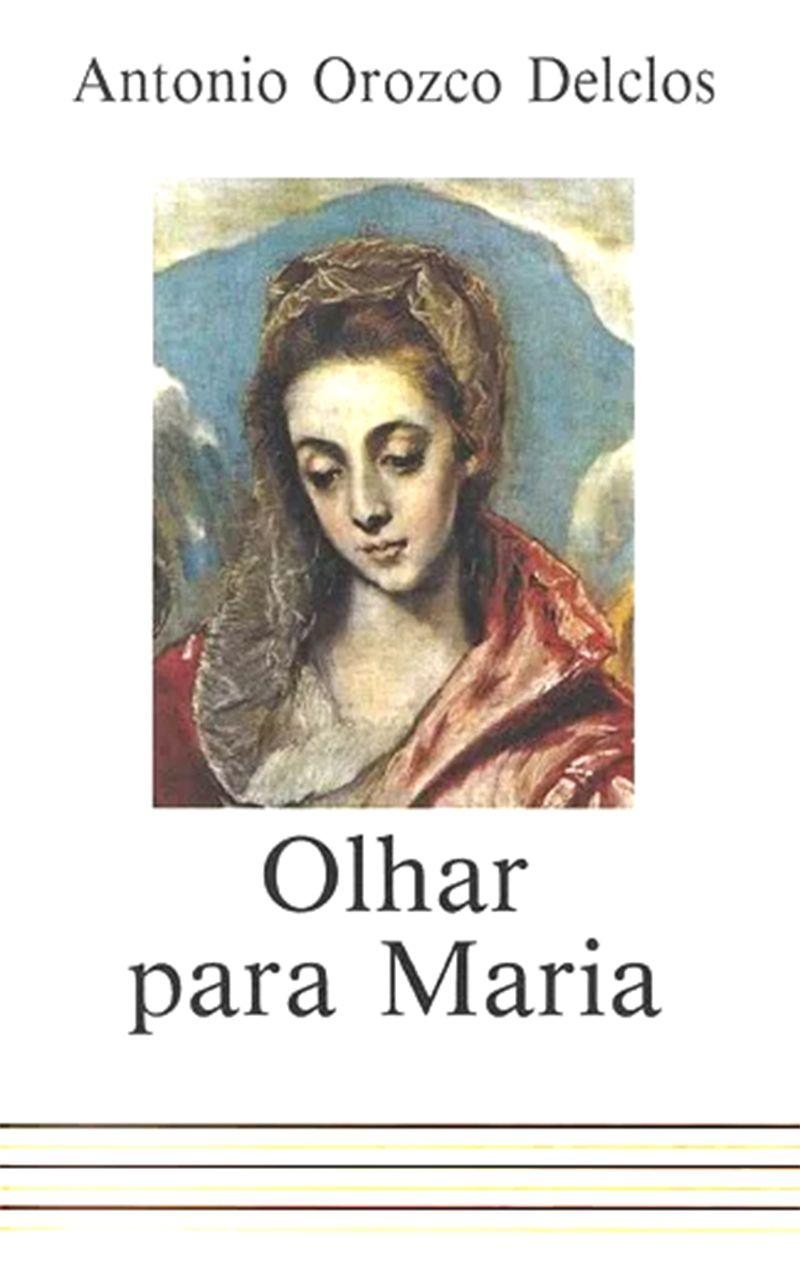 Livro Olhar para Maria