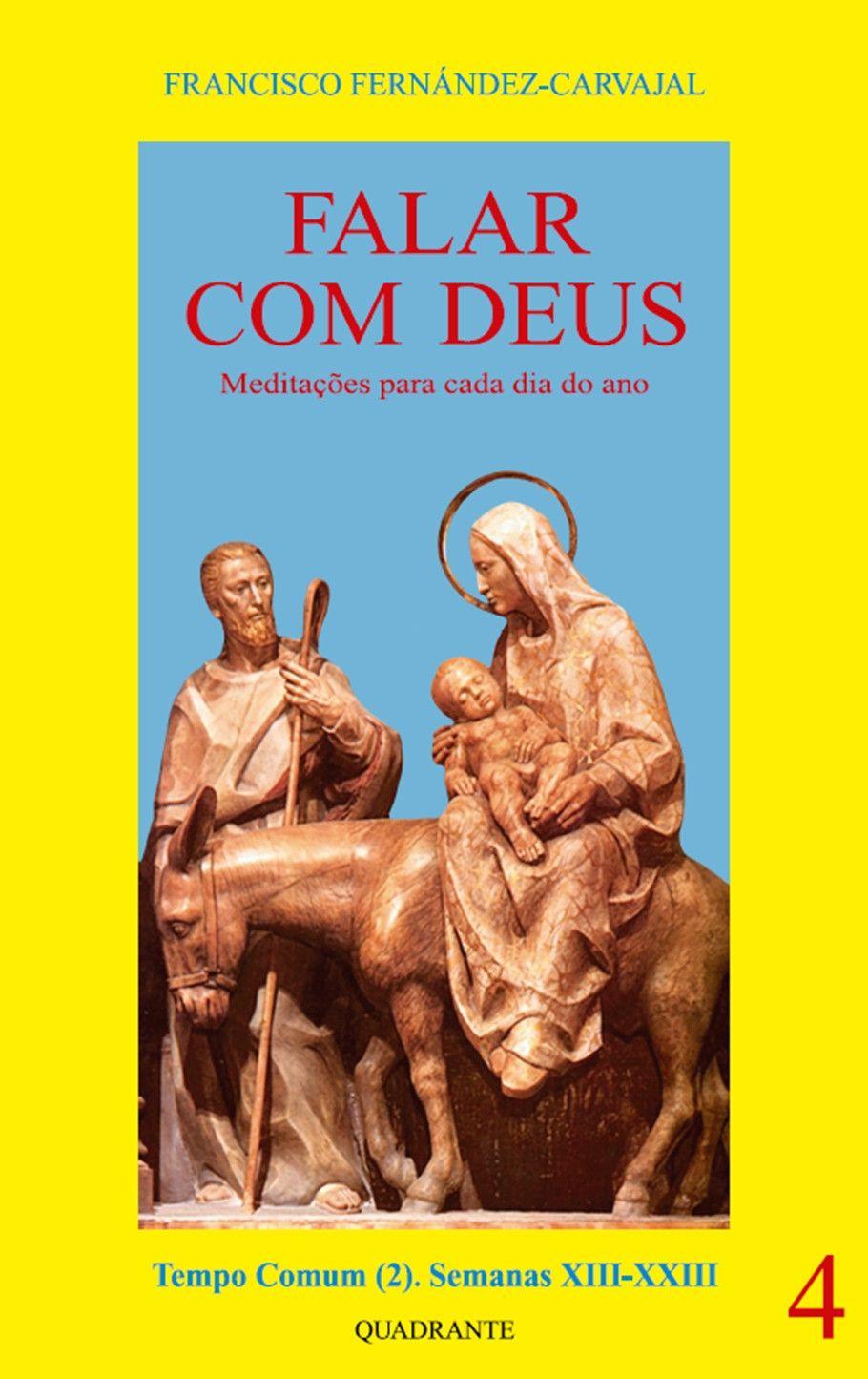 Livro Falar com Deus - tomo IV