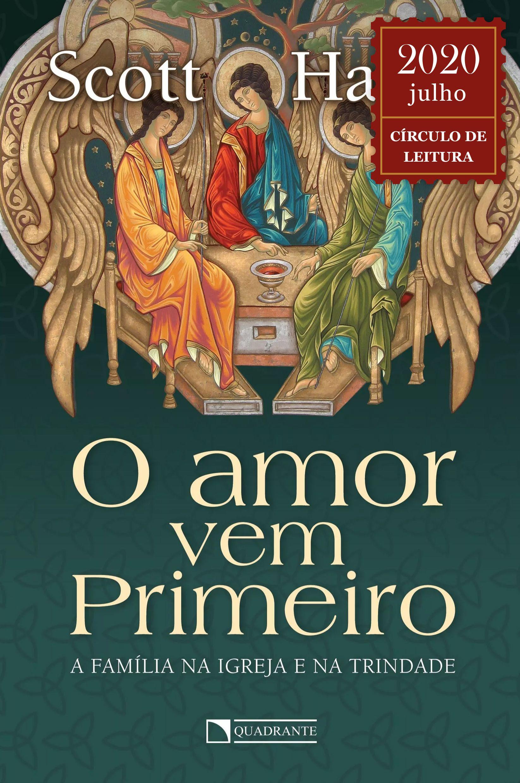 Livro O Amor vem primeiro