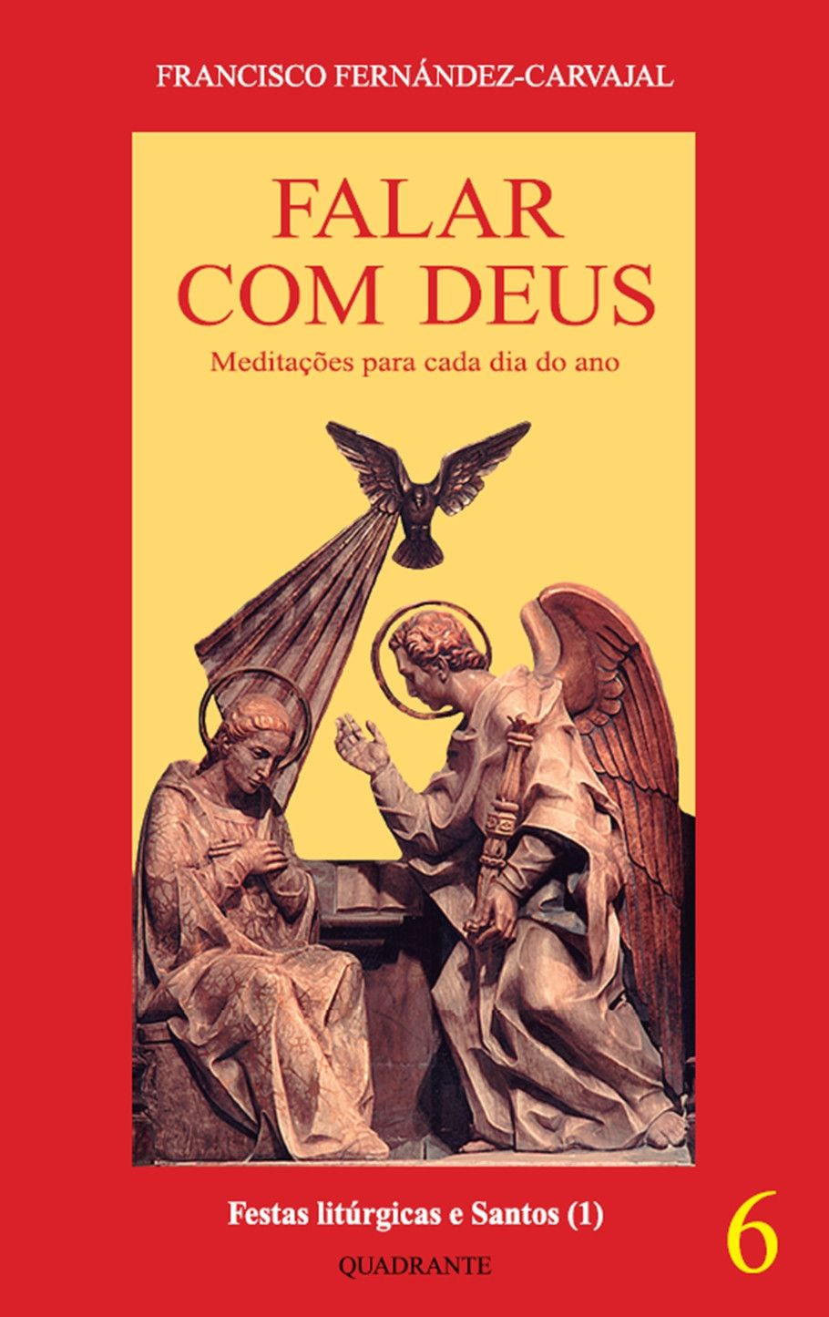 Livro Falar com Deus - tomo VI