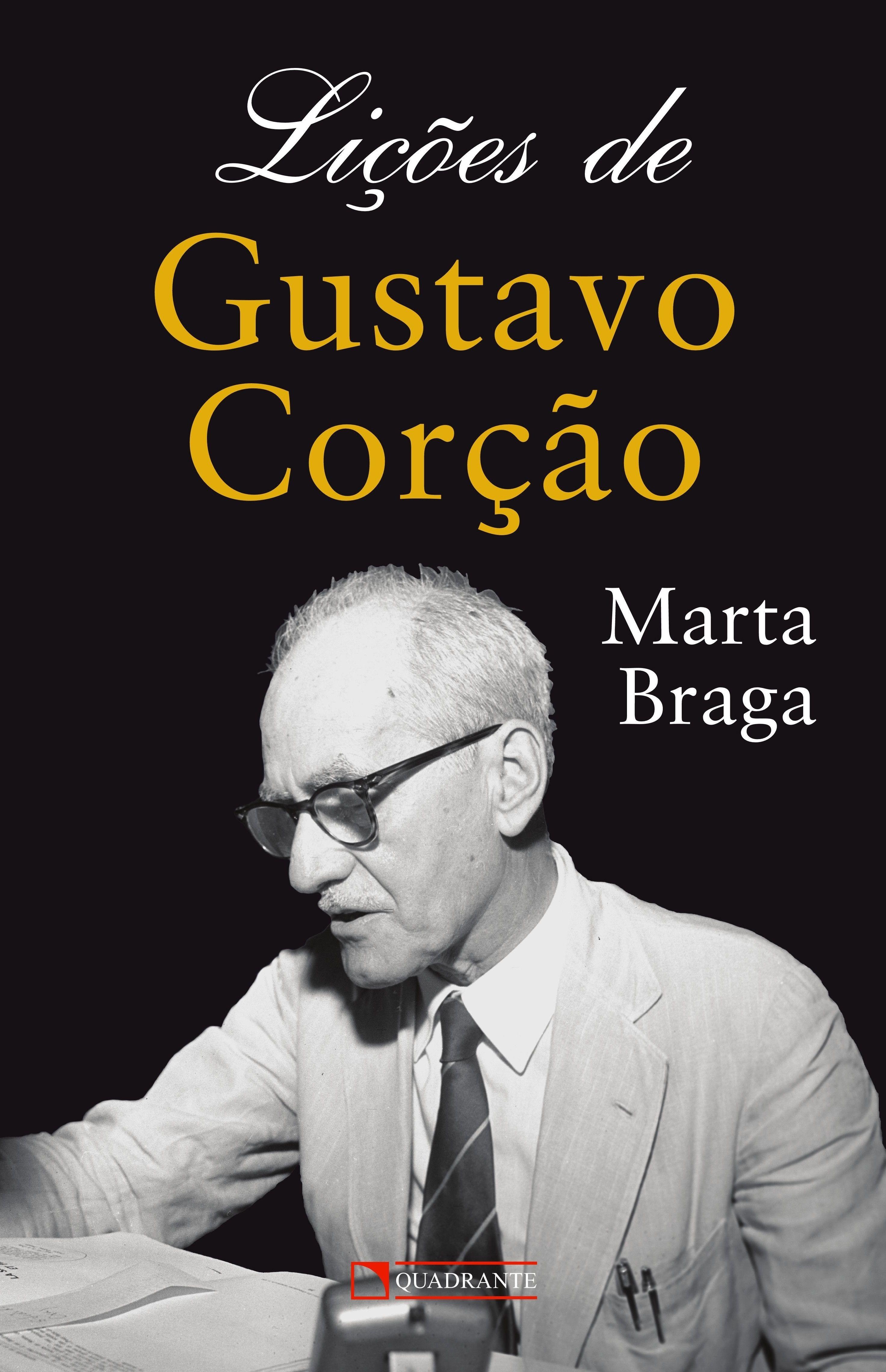 Livro Lições de Gustavo Corção