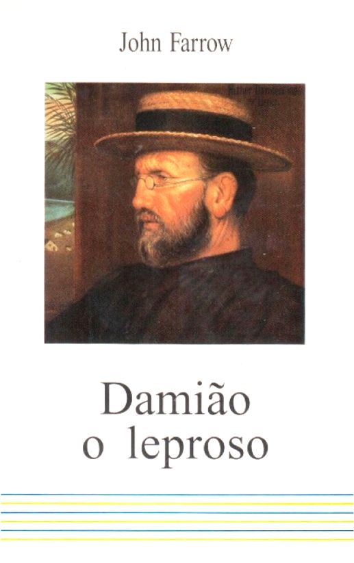 Livro Damião, o leproso