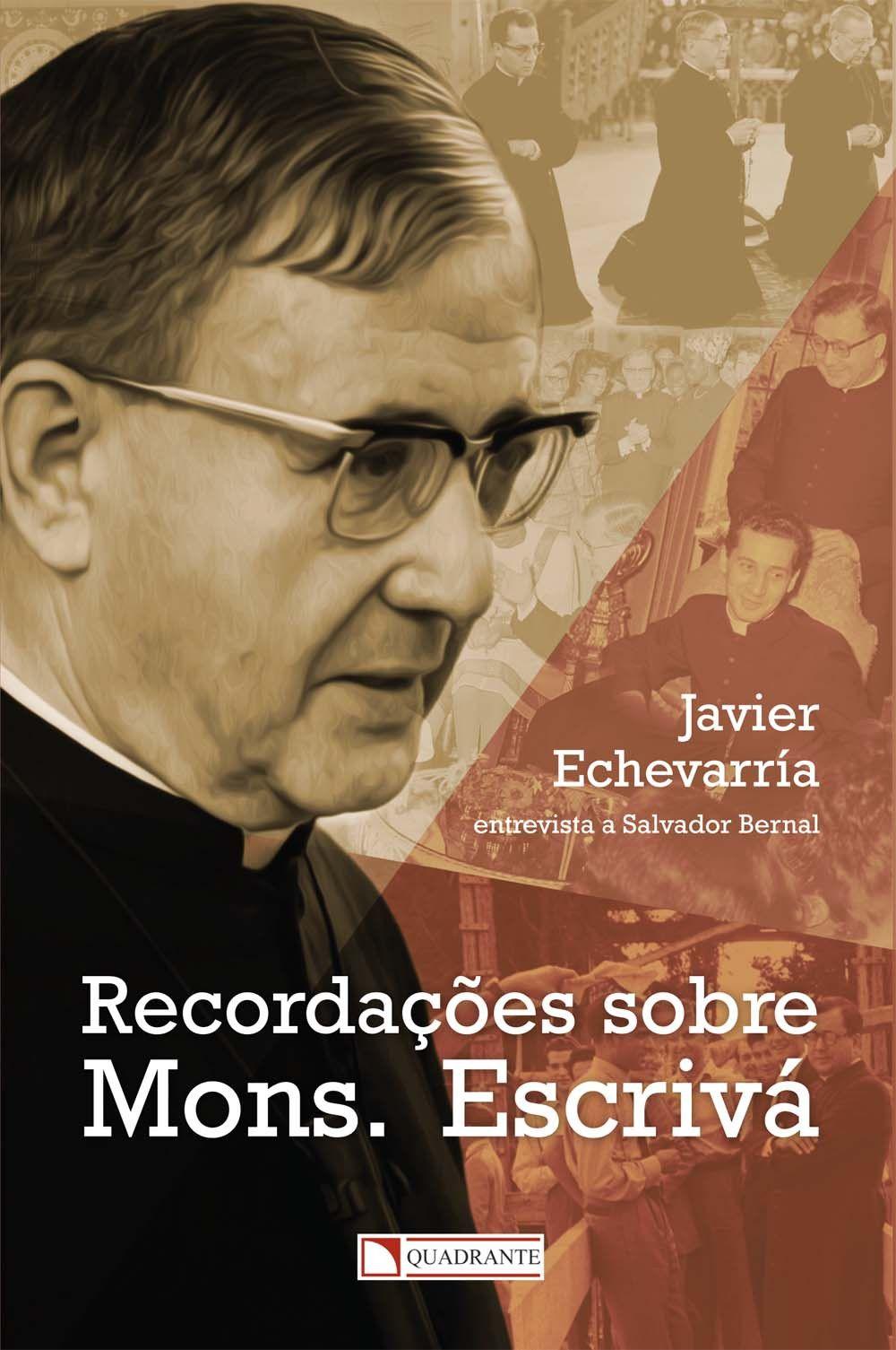 Livro Recordações sobre Mons. Escrivá