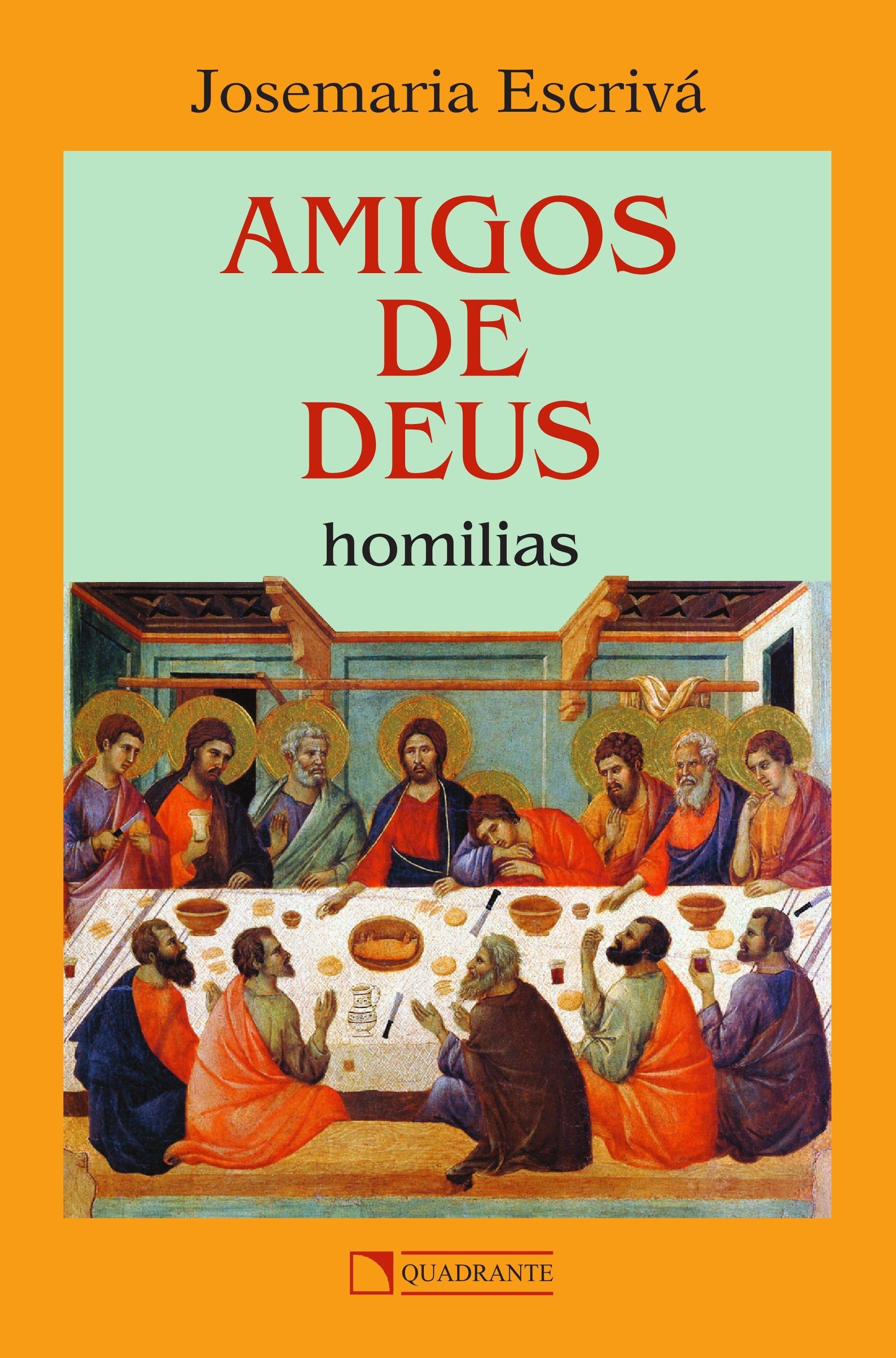 Livro Amigos de Deus