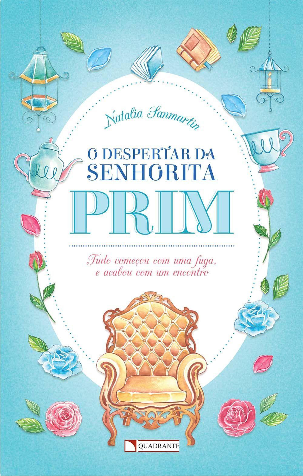 Livro O Despertar da senhorita Prim