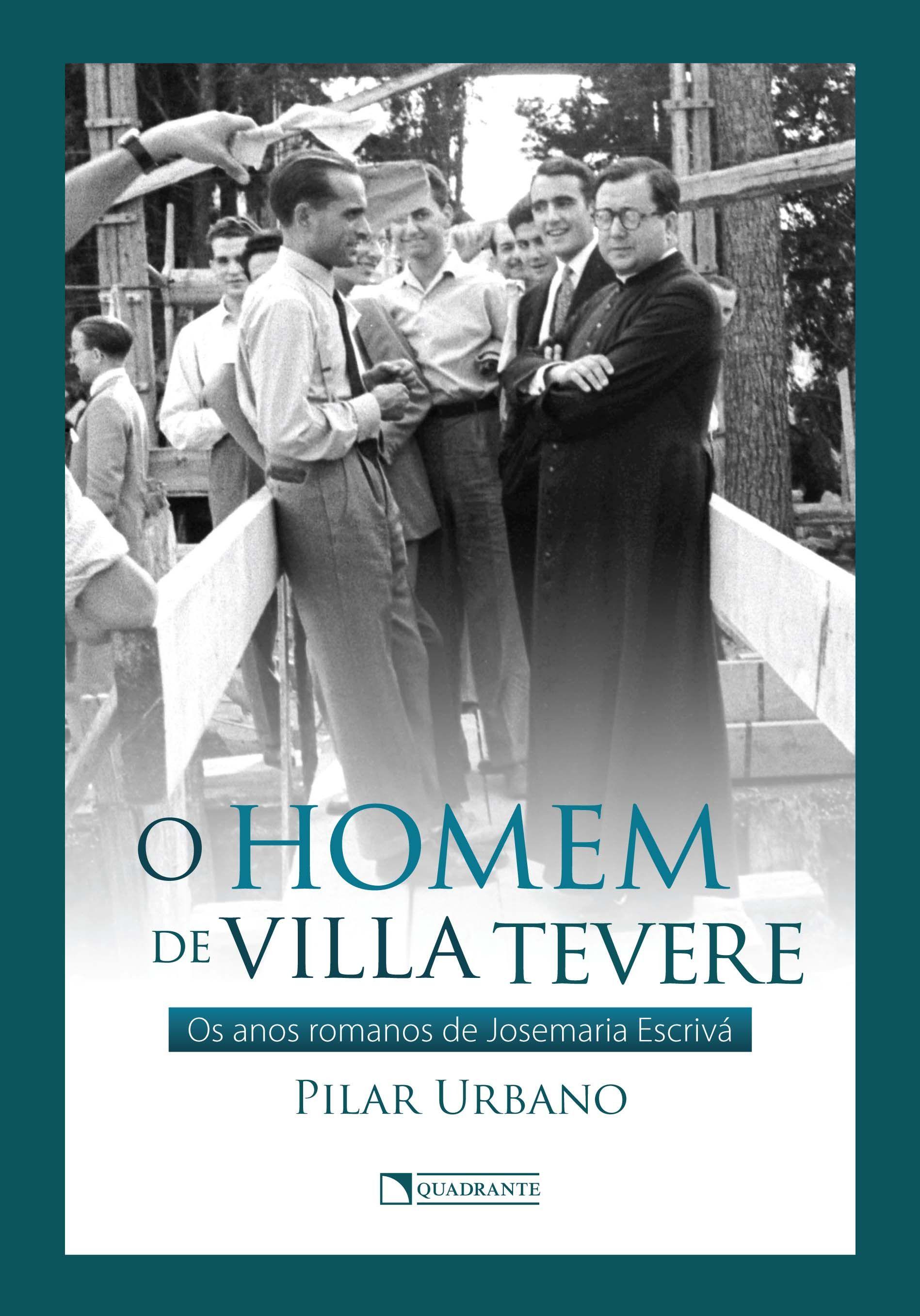 Livro O Homem de Villa Tevere