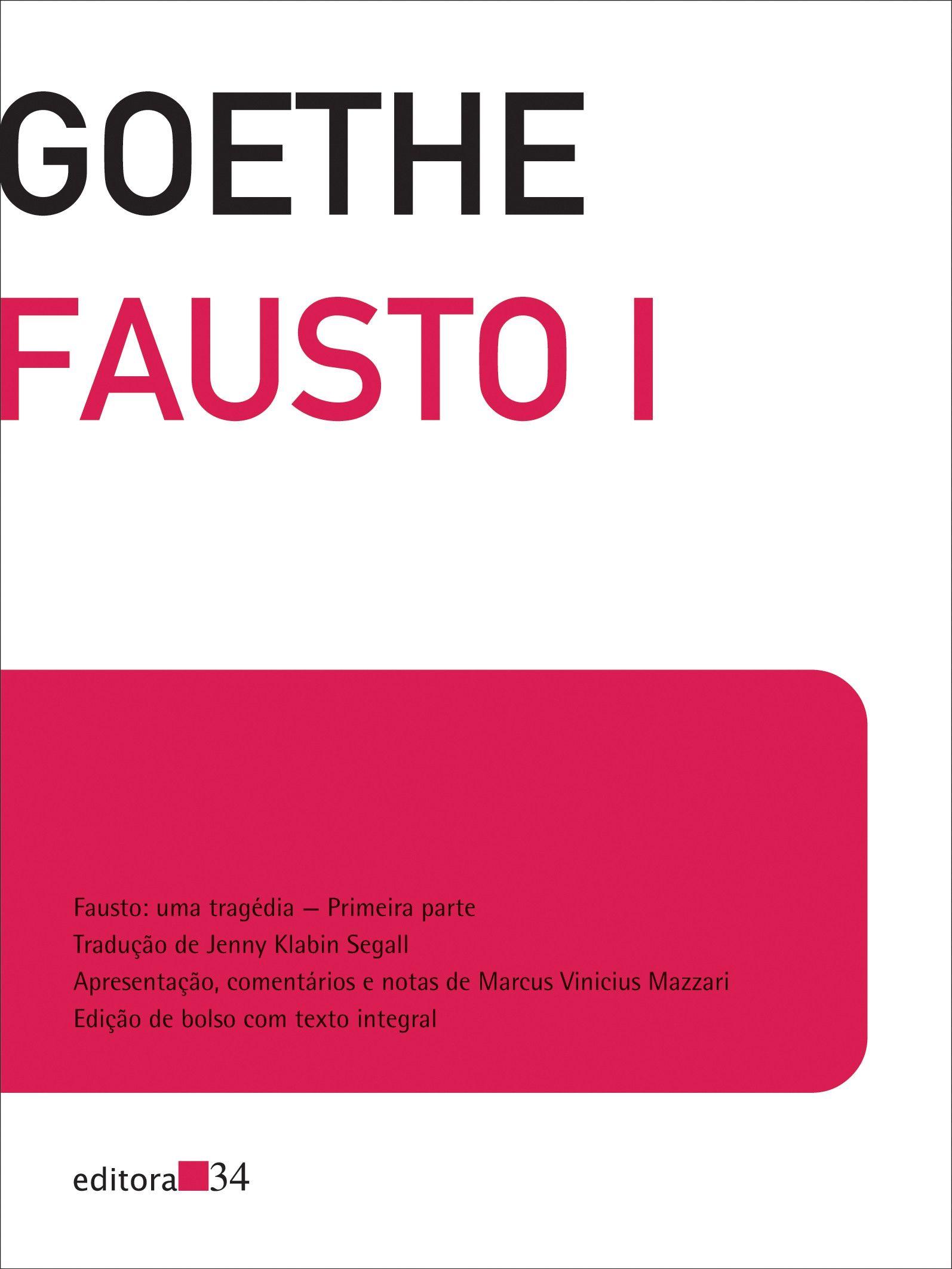Fausto I - Edição de bolso