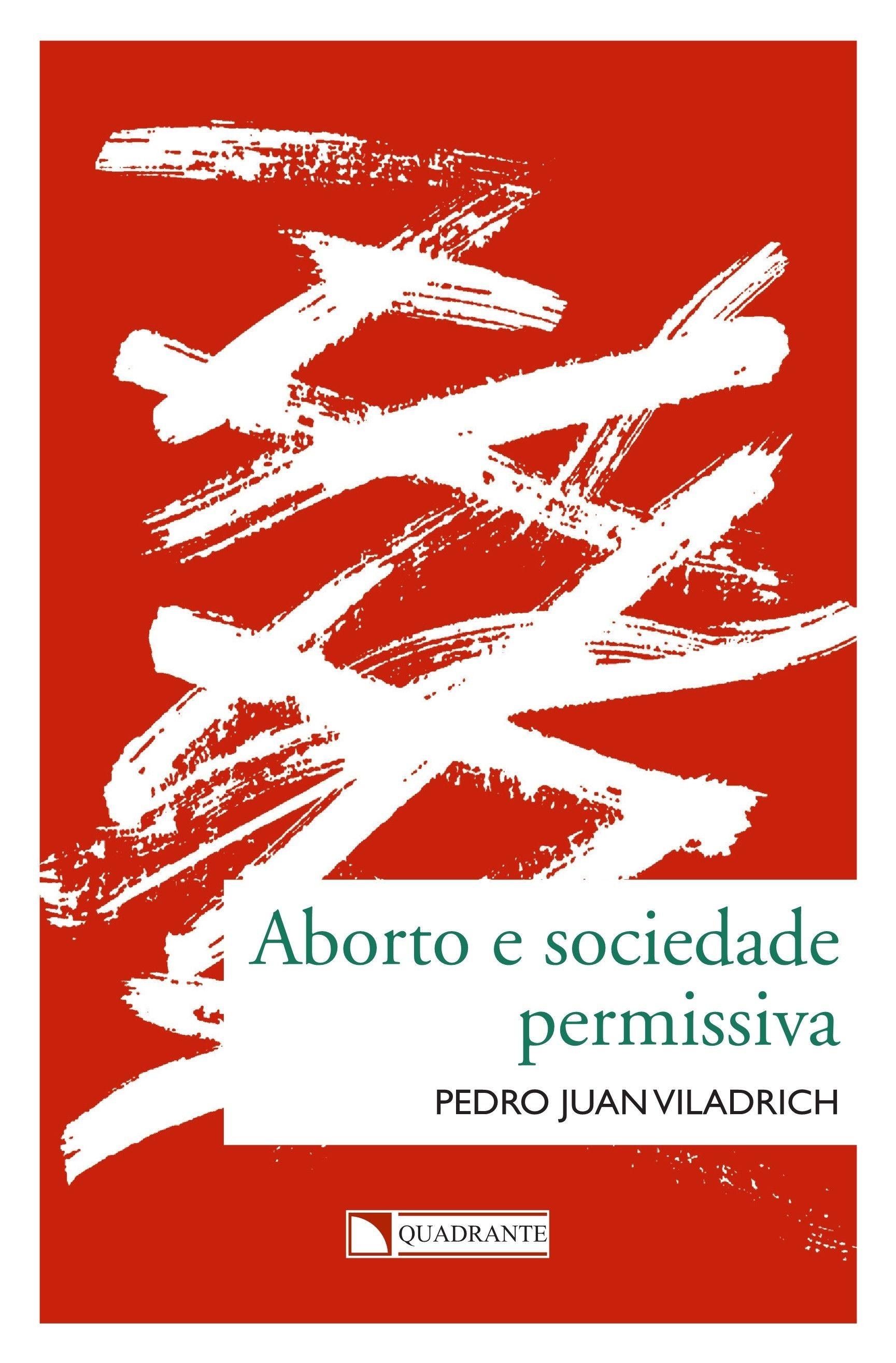 Livro Aborto e sociedade permissiva