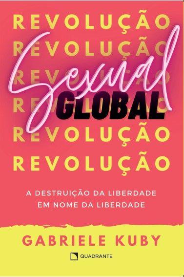 Livro Revolução sexual global