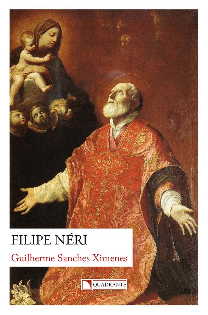 Livro Filipe Neri