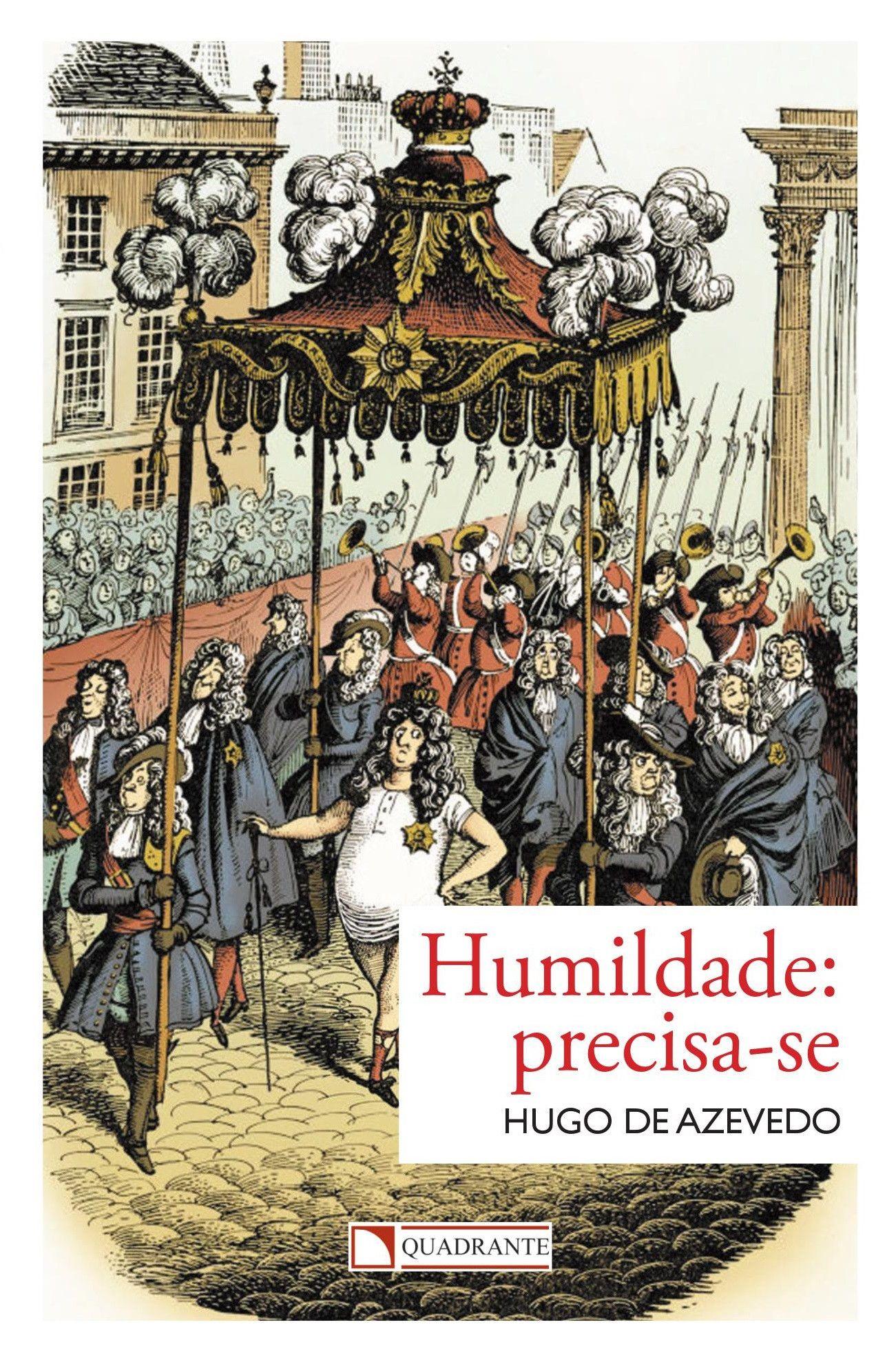 Livro Humildade: precisa-se