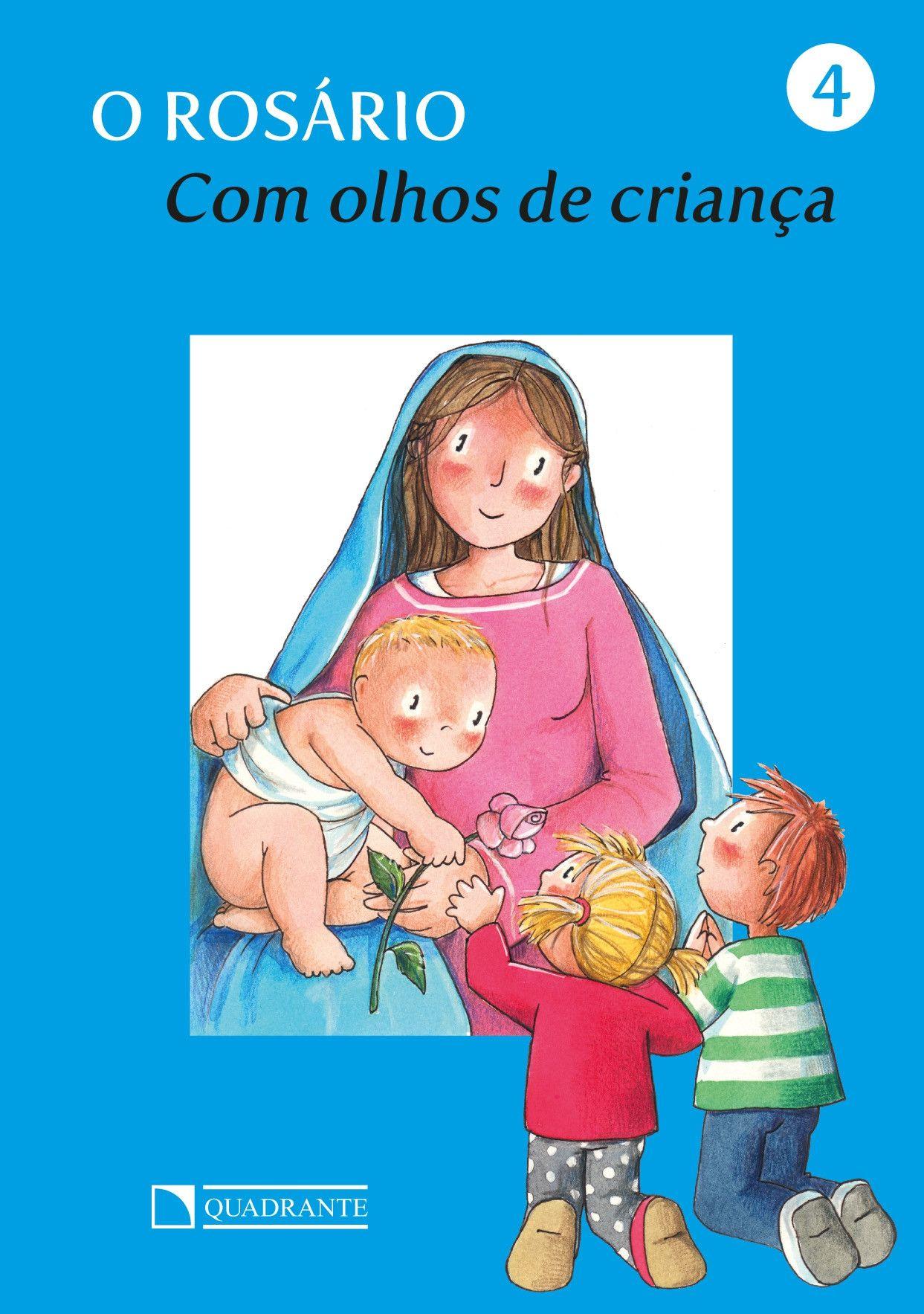 Livro Com olhos de criança - O Rosário